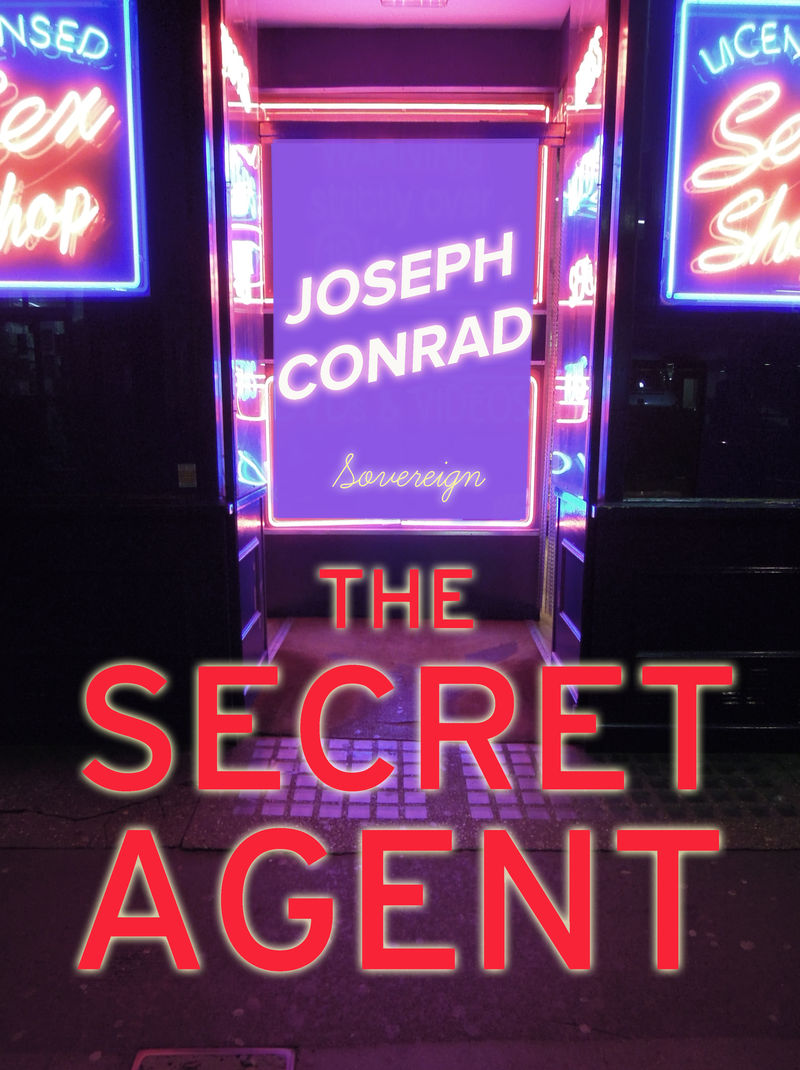 joseph conrads views on anarchism in the secret agent The secret agent is a noted novel of the said author that deals with important political and social issues such as terrorism, anarchism  joseph conrads heart.